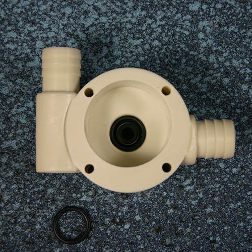 Crown Head Pump Body