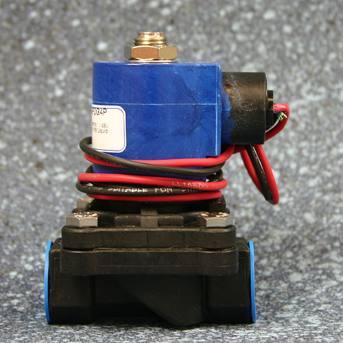 Crown Head Solenoid Valve
