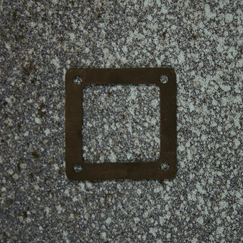 Crown Head Square Gasket