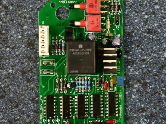 Atlantes Freedom A5 Flush Control Circuit Board