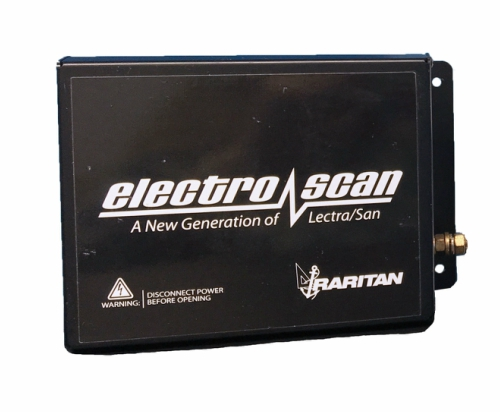 Electroscan Control Assembly