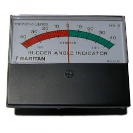 Ruddermaster Panoramic Meter